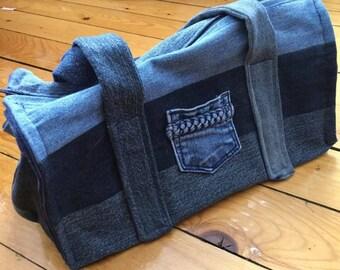 Handbag style gym bag
