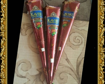 High Quality Brown Natural Kaveri Henna