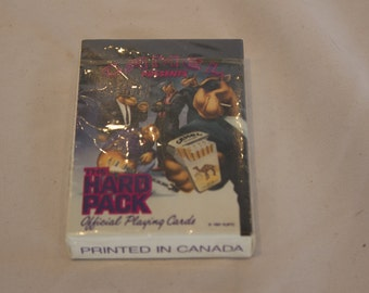 """New in Wrapper """"The Hard Rock"""" Presents """"Camel"""" Playing Cards 1991 - FREE SHIPPING"""