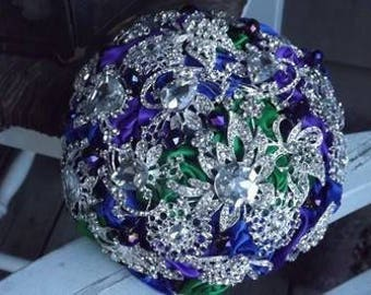 Brooch Bouquet Deposit Bridesmaid