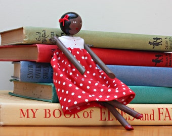 Little Darling Ella Art Doll