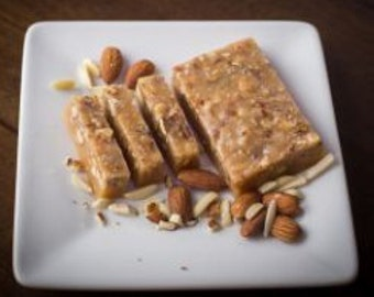 Homemade Almond Caramels - 1/2 Pound