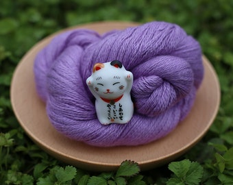 1 piece Silky Cashmere Fingering Yarn Hand Knitting Yarn with High Quality and Softness