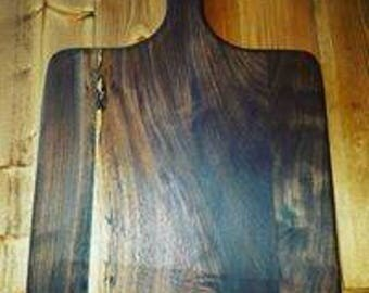 Solid Handcrafted Paddle Boards