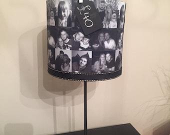 Photo Montage Lamp