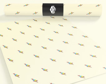 BRR! Ice Cream Cone Gift Wrap Christmas Wrapping Paper Parody Funny Gucci Mane  GiftRaps