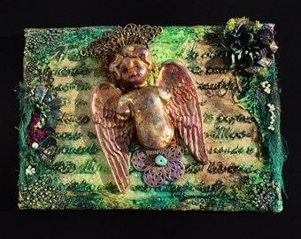 Poetic Angel