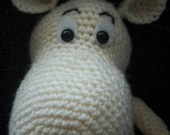 Amigurumi Moomin