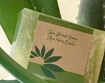 Aloe Vera Natural Soap