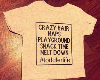 Toddlerlife tee
