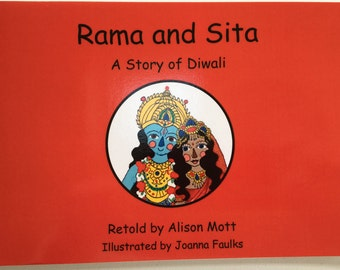 Rama and Sita: a Story of Diwali