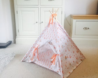 Kitten Bed, Cat Cave, Cat Bed, Cat Teepee, Dog Teepee, Cat House, Dog House, Pet Supplies, Pets Gifts, Pet Furniture, Pet Bed, Pet Teepee