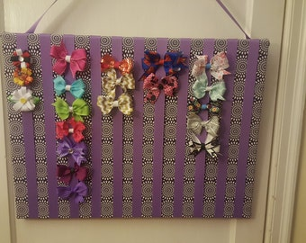 18×24in Hanging Bow Organizer