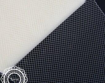 9'' Zoria Mystic Veiling Fine Mesh Veiling Netting per yard | A010622
