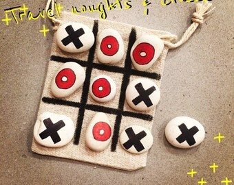 Travel Noughts & Crosses