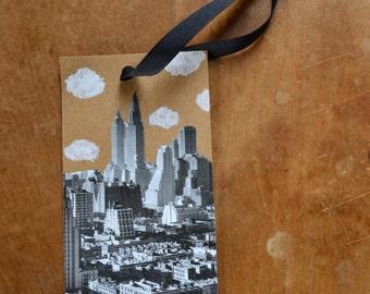 NYC Skyline Bookmark