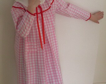 Girl pyjamas pink costume, ref: f36, size 8.