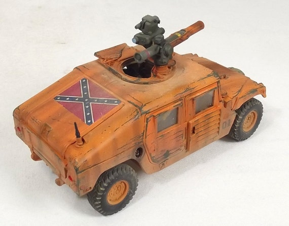 1/35 Built Dukes of Fallujah Hummer