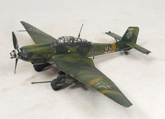 1/48 Built Junkers 87 Stuka
