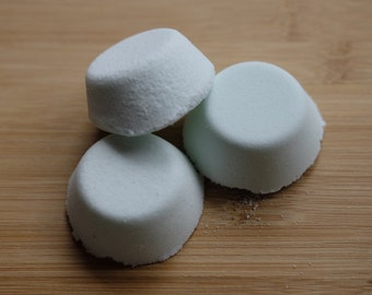 Handmade Shower Steamers –Packages of 3 or 10 – Relaxation & Easy Breathing