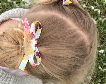 Rebel Bow Piggy Set - wild flower