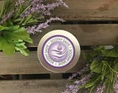 Soothy Salve 4 oz. tin -now with more drops of essential oil