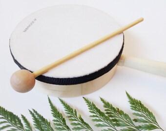 Hand held drum