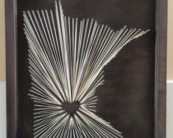 String Wall Art string wall art | etsy