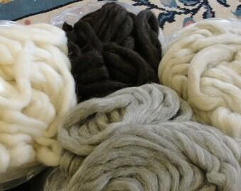 Icelandic Wool Roving
