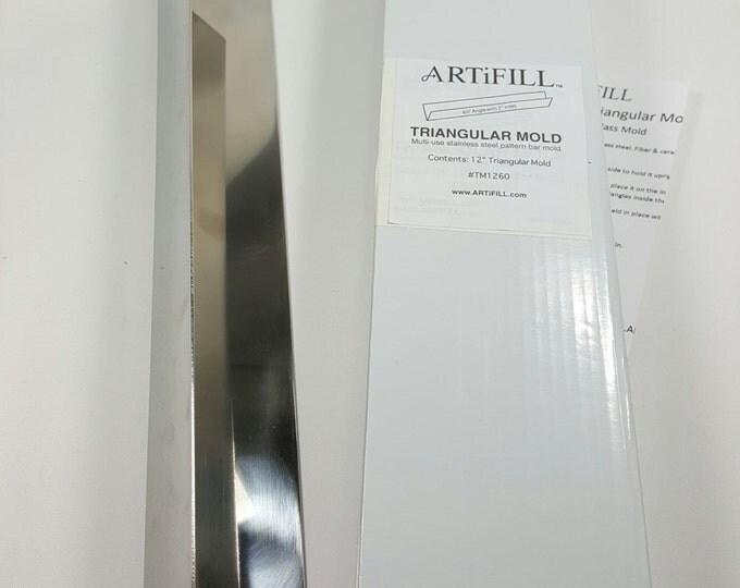 "Triangular Mold 16"" x 60 degree angle #TM1660"