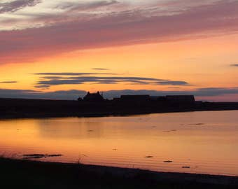 Orkney: Sunset - photography print