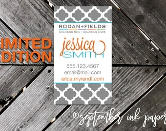 LIMITED EDITON - Rodan + Fields Business Card