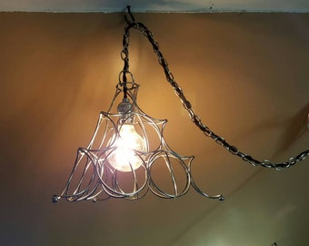 Vintage meets modurn, Single pendent light