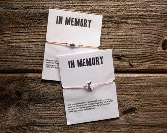 In Memory Bracelet - Adjustable