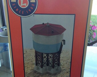 Lionel #38 Water Tower for O Gauge Electric Trains