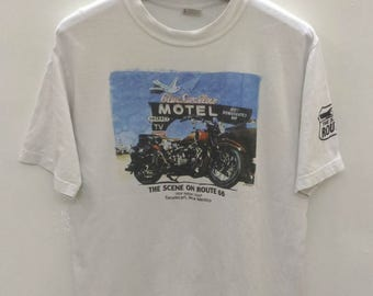 Vintage The Scene on Route 66 T-Shirt