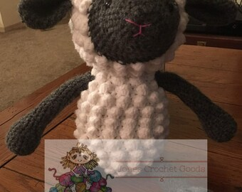 Crochet Plush Sheep