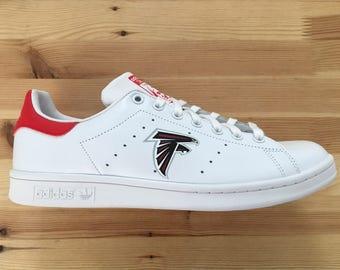 Atlanta Falcons Adidas Stan Smith NFL Custom Sneaker