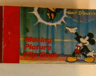 Mickey Mouse Flip Book