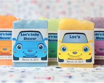 30 baby shower soap favorsbaby shower favors boys baby favors mini guest