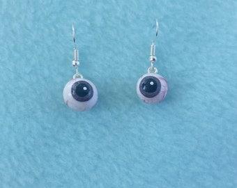 Realistic Eyeball Earings