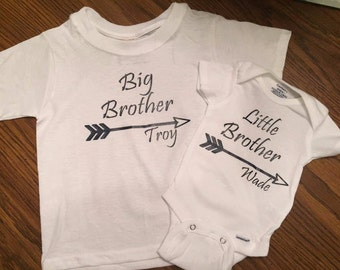 Big brother/ Little brother set