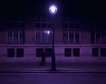 "night # 11-20 x 30 cm. Series ""at rest"""