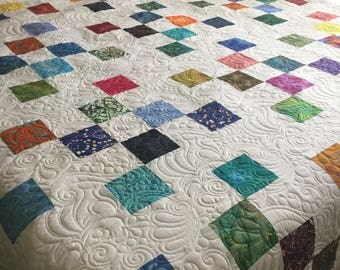 Long Arm Quilting
