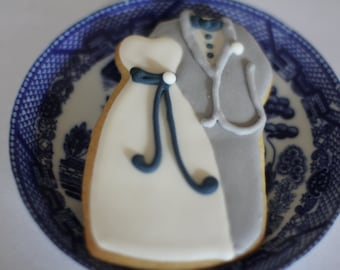 Wedding ccokies