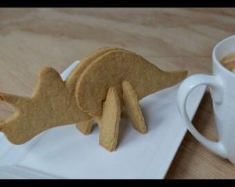 Triceratops Dinosaur 3D Cookie Cutter