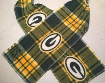 Green Bay Packers Fleece Scarf