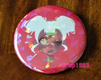 SPECIAL EDITION Pink 2.25in Button