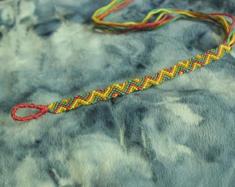 Macrame Friendship Bracelet (Just your size)