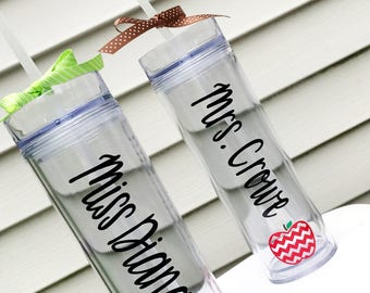 Teacher Appreciation Gift - Teacher Tumbler - Teacher Appreciation Cup